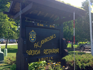 Al Johnson's Restaurant