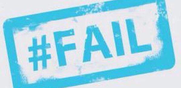 Day 9: #fail