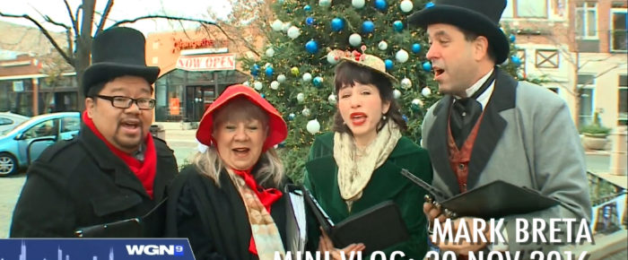 Video: Festive Singers feature